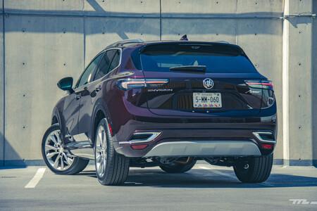 Buick Envision Avenir 2021 Prueba De Manejo Opiniones Mexico 35