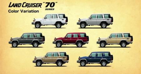 La historia del Toyota Land Cruiser 70, un clásico que vuelve a fabricarse