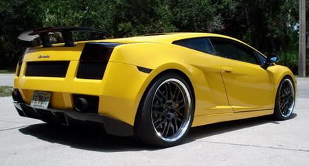 Lamborghini Gallardo con 942 caballos Heffner