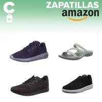 Chollos en tallas sueltas de zapatillas y sandalias Crocs, Under Armour, Asics o Adidas en Amazon