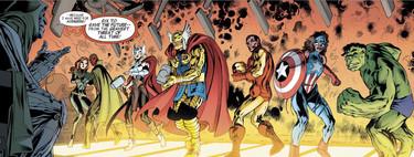 Así ha jugado Marvel con el tiempo en los cómics y juegos de Vengadores