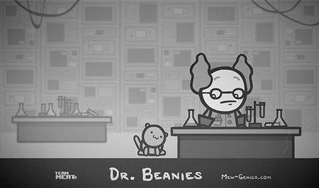 Team Meat desvela dos imágenes más sobre su misterioso proyecto sobre gatos, 'Mew-Genics!'