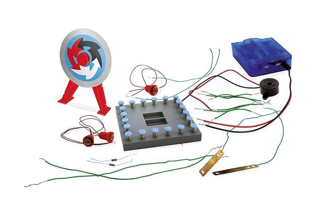 Buki juego electricidad