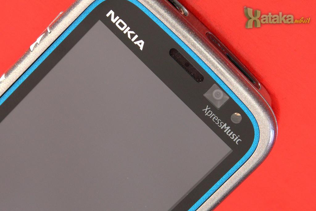 Foto de Nokia 5630 XpressMusic, análisis (2/16)