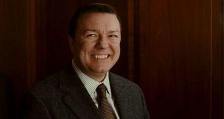 '¡Me ha caído el muerto!', el sexto sentido de Ricky Gervais