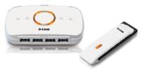 D-Link DUB-9240, hub USB inalámbrico