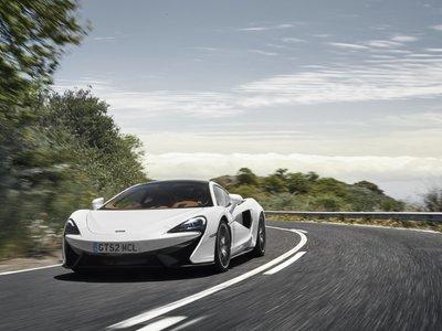 El refinado McLaren 570GT ahora puede ser tan deportivo como el resto gracias a un 'Sport Pack'