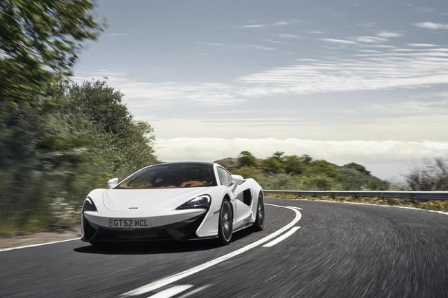 McLaren 570 GT Sport Pack
