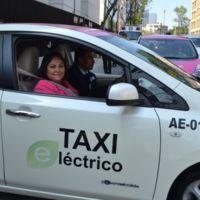 Semovi brindará apoyo a taxistas de CDMX para adquirir autos eléctricos