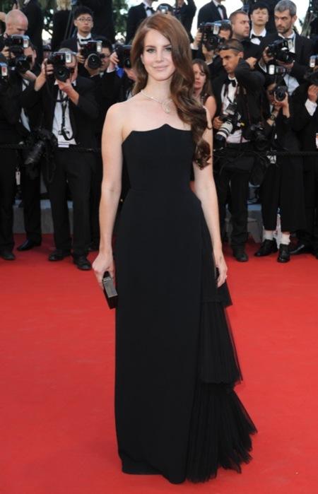 Lana Del Rey Festival de Cine de Cannes 2012 Día 1