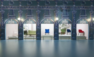 'The Luxury Gallery Issue' de Kartell en el Salón Internacional del Mueble de Milán