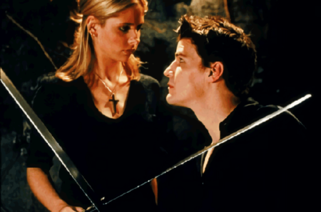 Buffy Y Angel Buffy Cazavampiros