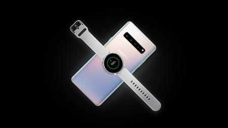 Los próximos smartphones con NFC tendrán carga inalámbrica inversa para pequeños dispositivos como relojes y audífonos