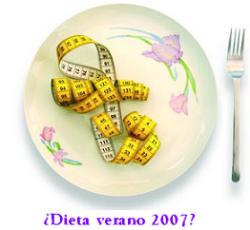 Las dietas deben seguirse todo el año siendo parte de nuestro estilo de vida