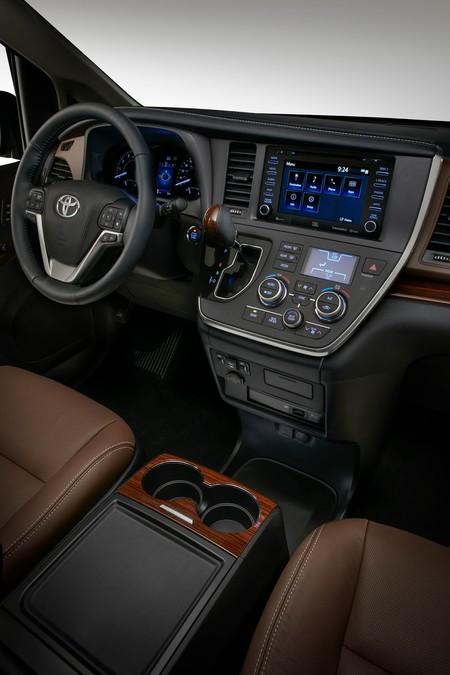 Toyota Sienna 2018 2
