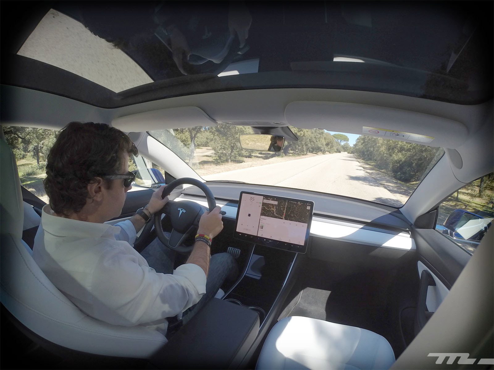 Tesla Model 3 Performance (prueba)