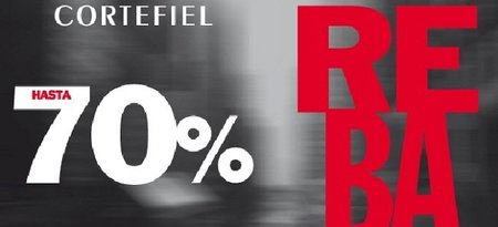 Segundas rebajas en Cortefiel, descuentos de hasta el 70%
