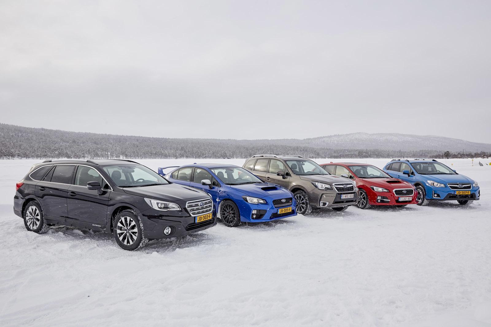 Foto de Subaru Snow Drive 2016 (85/137)
