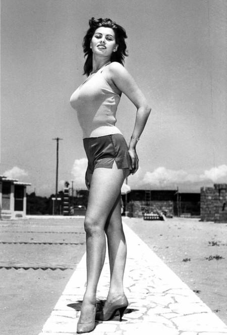 sophia loren shorts