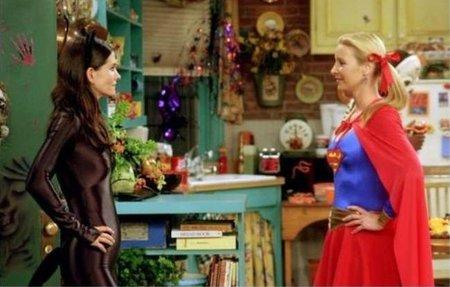 Cinco disfraces seriéfilos para Halloween
