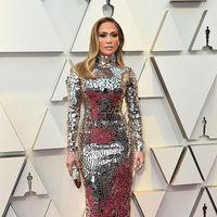 Premios Oscar 2019: Jennifer Lopez nos deja una melena absolutamente perfecta