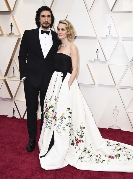 Premios Oscars 2020 Parejas 12