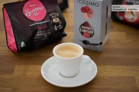 Coste del café por cafetera