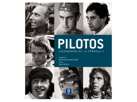 Pilotos Legendarios De La F1