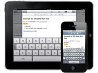 Evernote para iOS recibe una actualización con mejoras importantes