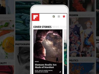 Flipboard 4.0 se rediseña para ofrecerte contenido aún más personalizado