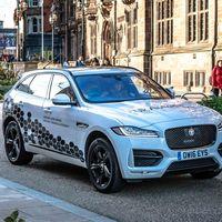 Los vehículos autónomos de Jaguar Land Rover ya circulan en Londres