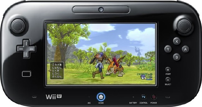 DQ X Wii U
