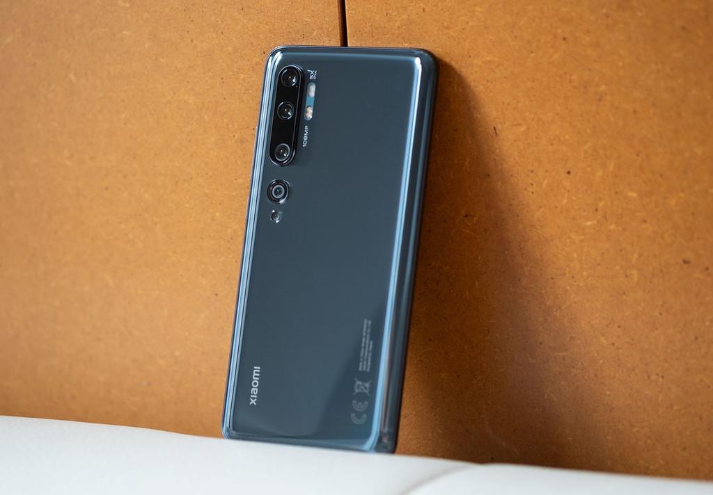 El Xaomi Mi Note 10 Pro llega a España: éstos son los precios y disponibilidad del móvil con sensor de 108 megapíxeles