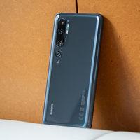 El Xiaomi Mi Note 10 Pro llega a España: éstos son los precios y disponibilidad del móvil con sensor de 108 megapíxeles