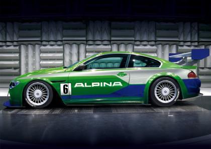 Alpina vuelve a la competición