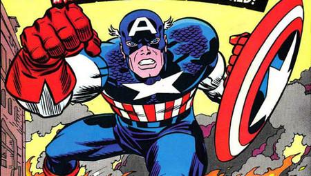Capitan America comic