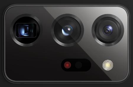 Samsung Galaxy Note 20 Ultra Modulo Camaras Filtracion Render