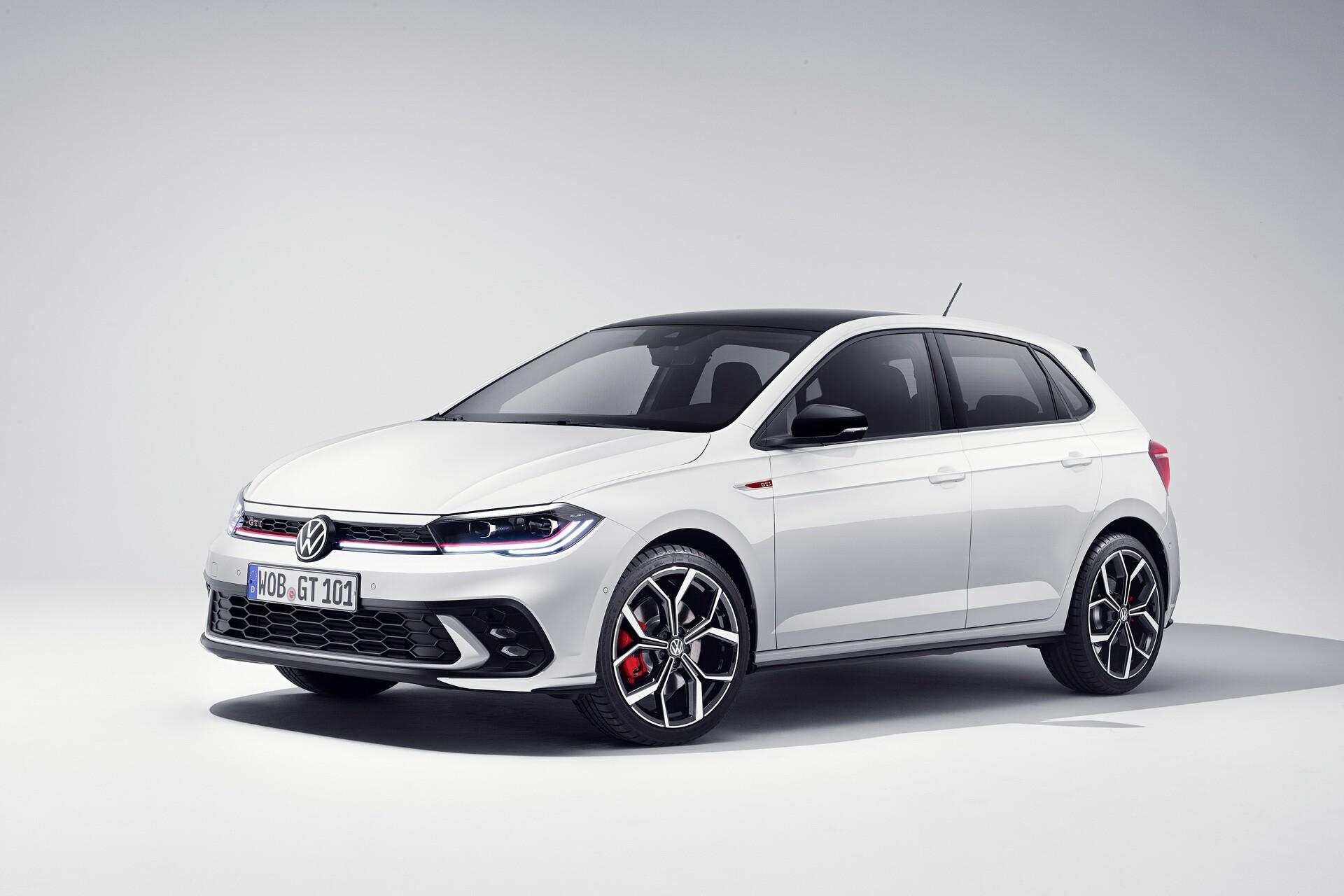 Foto de Volkswagen Polo GTI 2022 (2/17)