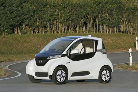 Honda Micro Commuter, cada vez más cerca de producción