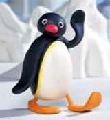 ¿No conoces a Pingu?