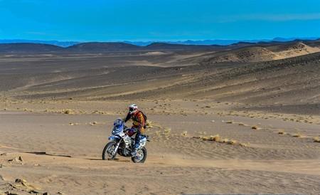 Nacho Sanchis Rally Merzouga Jueves 2