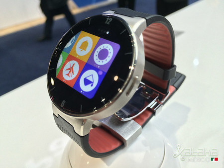 Alcatel OneTouch Watch, primeras impresiones (¡con video!)