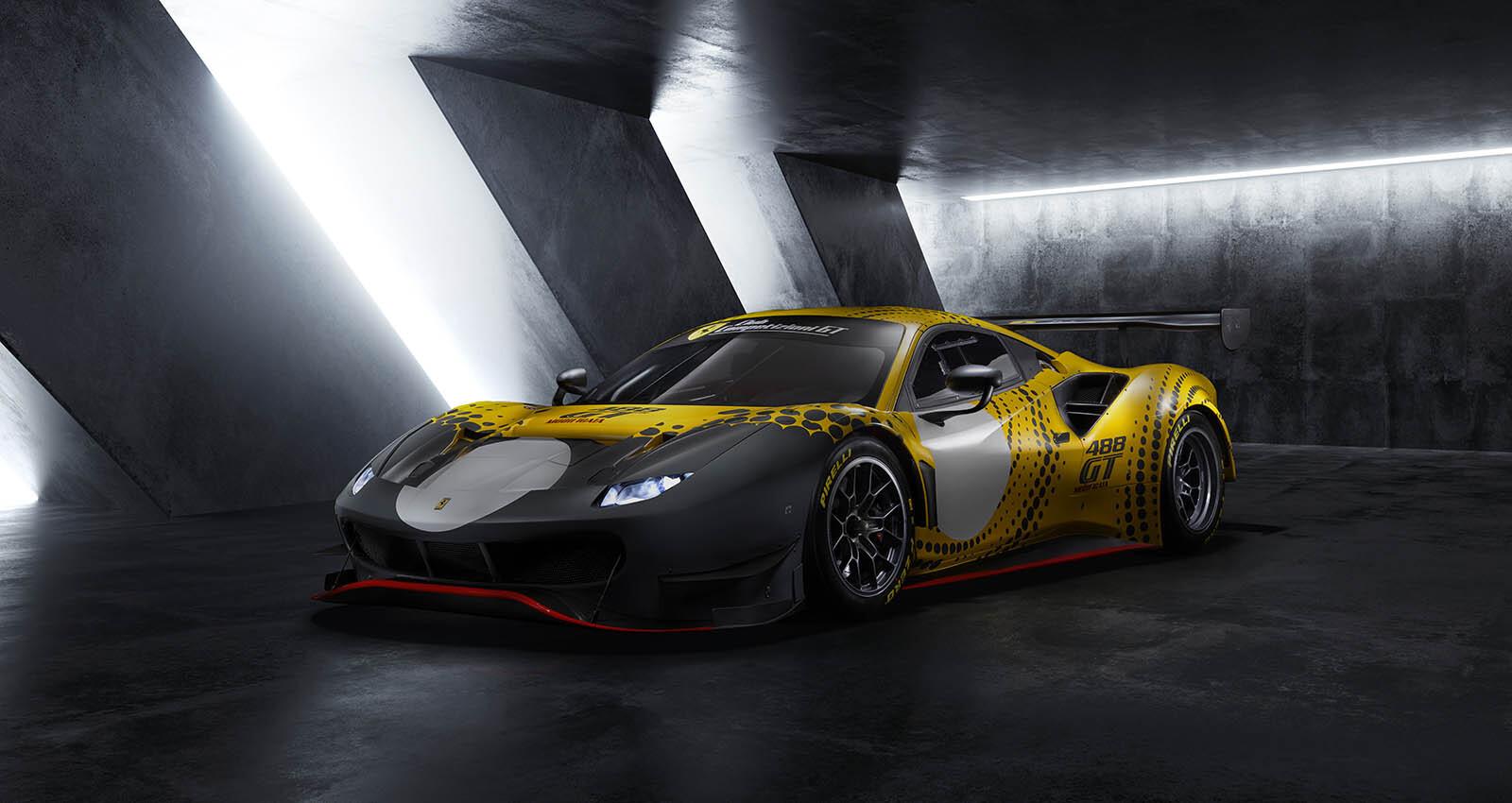 Ferrari 488 GT Modificata 2020