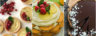 Las tres tartas más fáciles y rápidas para celebrar el Día de la Madre, recetas con vídeo incluido