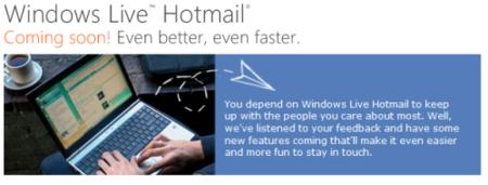 Anuncio nuevo Hotmail