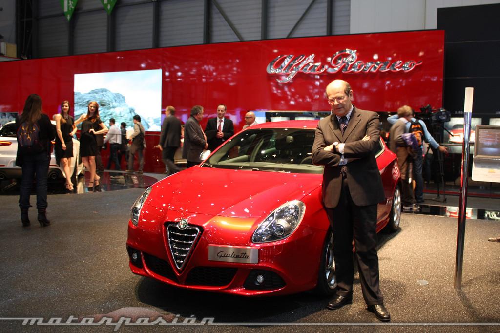 Foto de Alfa Romeo Giulietta en el Salón de Ginebra 2010 (1/22)