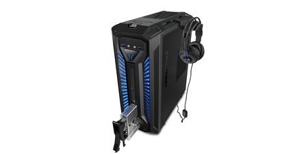 Jugar con un equipo de sobremesa Intel de 9ª generación, hoy en Amazon sólo cuesta 749,99 euros con el Medion Erazer X30 RGB
