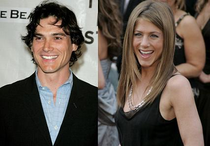 Jennifer Aniston corta con Paul Sculfor y flirtea con Billy Crudup