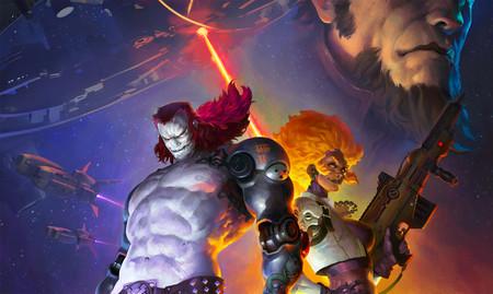 A golpazos y desde España: así quiere cambiar la industria del videojuego 'Raiders of the Broken Planet'