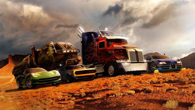 Ojo a las novedades de reparto de la próxima película de Transformers: Huayra, Aventador, Sonic RS...